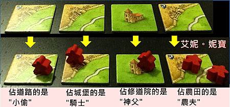 Board Game 桌遊 Carcassonne 卡卡頌 Basic31.JPG