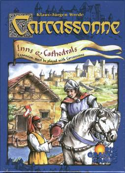 Board Game 桌遊 Carcassonne 卡卡頌 Inns & Cathedrals.jpg