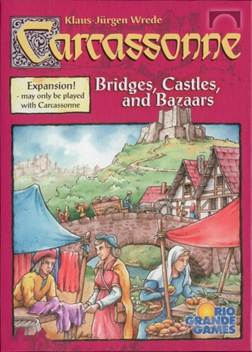 Board Game 桌遊 Carcassonne 卡卡頌 Bridges, Castles, and Bazaars.jpg