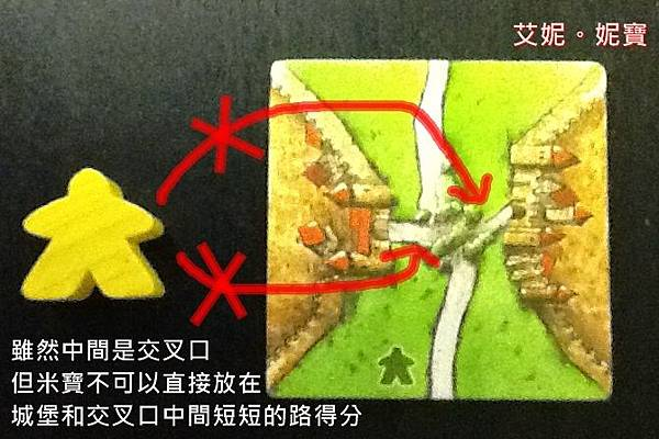 Board Game 桌遊 Carcassonne 卡卡頌 Inns & Cathedrals3.JPG