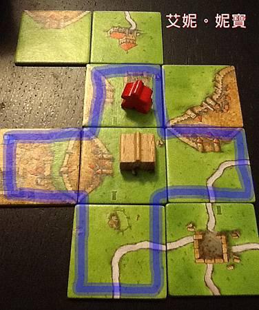 Board Game 桌遊 Carcassonne 卡卡頌 The Tower5.JPG
