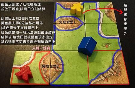 Board Game 桌遊 Carcassonne 卡卡頌 Abbey & Mayors11.JPG