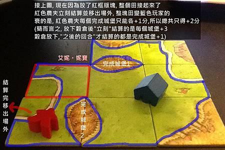Board Game 桌遊 Carcassonne 卡卡頌 Abbey & Mayors12.JPG