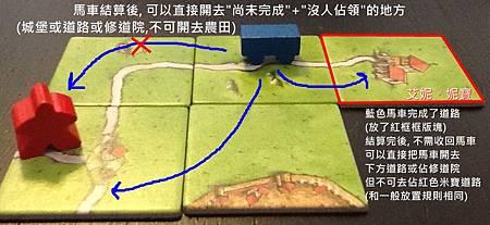 Board Game 桌遊 Carcassonne 卡卡頌 Abbey & Mayors13.JPG