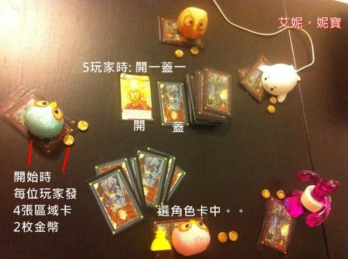 艾妮妮寶aininibo_Board Game_桌遊 Citadel_富饒之城7