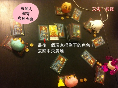 艾妮妮寶aininibo_Board Game_桌遊 Citadel_富饒之城10