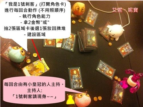 艾妮妮寶aininibo_Board Game_桌遊 Citadel_富饒之城11