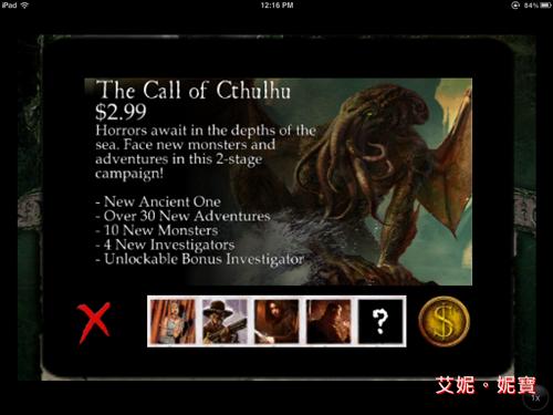 Board Game 桌遊 Elder Sign遠古封印 update3