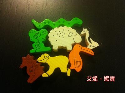 AININIBO艾妮妮寶_Board Game 桌遊 Animal Upon Animal 動物疊疊樂8