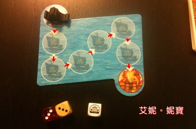 AININIBO艾妮妮寶_Board Game 桌遊 Catan 卡坦島 Cities and Knights 騎士擴充11