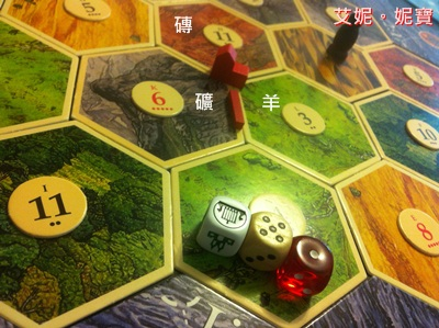 AININIBO艾妮妮寶_Board Game 桌遊 Catan 卡坦島 Cities and Knights 騎士擴充46