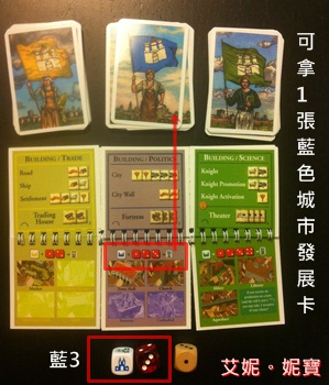 AININIBO艾妮妮寶_Board Game 桌遊 Catan 卡坦島 Cities and Knights 騎士擴充13