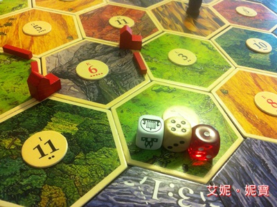 AININIBO艾妮妮寶_Board Game 桌遊 Catan 卡坦島 Cities and Knights 騎士擴充21