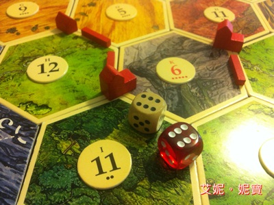 AININIBO艾妮妮寶_Board Game 桌遊 Catan 卡坦島 Cities and Knights 騎士擴充23