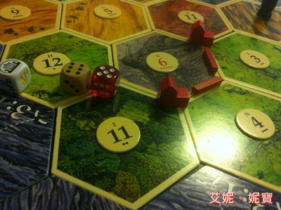 AININIBO艾妮妮寶_Board Game 桌遊 Catan 卡坦島 Cities and Knights 騎士擴充26