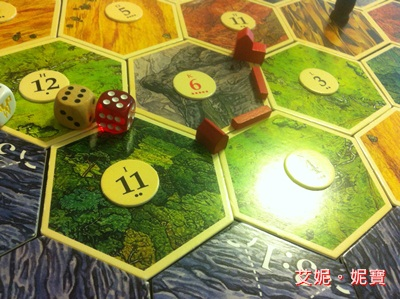 AININIBO艾妮妮寶_Board Game 桌遊 Catan 卡坦島 Cities and Knights 騎士擴充27
