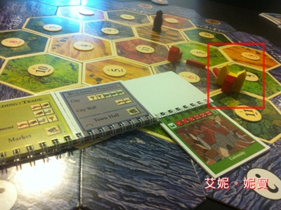 AININIBO艾妮妮寶_Board Game 桌遊 Catan 卡坦島 Cities and Knights 騎士擴充29