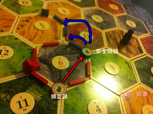 AININIBO艾妮妮寶_Board Game 桌遊 Catan 卡坦島 Cities and Knights 騎士擴充41