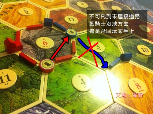 AININIBO艾妮妮寶_Board Game 桌遊 Catan 卡坦島 Cities and Knights 騎士擴充45