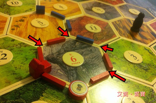 AININIBO艾妮妮寶_Board Game 桌遊 Catan 卡坦島 Cities and Knights 騎士擴充40