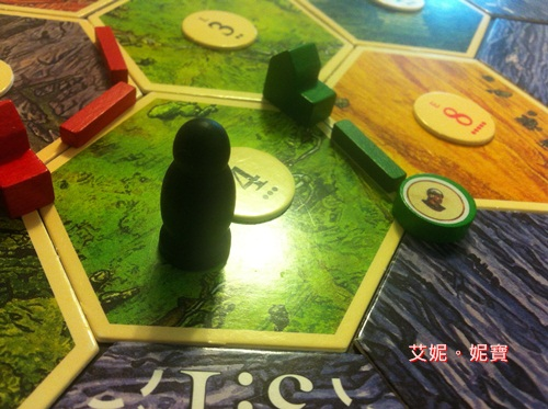 AININIBO艾妮妮寶_Board Game 桌遊 Catan 卡坦島 Cities and Knights 騎士擴充37