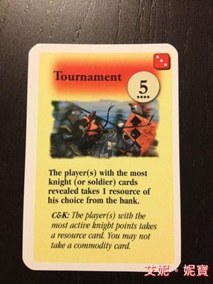AININIBO艾妮妮寶_Board Game 桌遊 Catan 卡坦島 Traderes & Barbarians 野蠻人擴充變體事件卡7