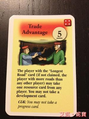 AININIBO艾妮妮寶_Board Game 桌遊 Catan 卡坦島 Traderes & Barbarians 野蠻人擴充變體事件卡8