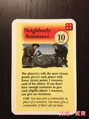 AININIBO艾妮妮寶_Board Game 桌遊 Catan 卡坦島 Traderes & Barbarians 野蠻人擴充變體事件卡11