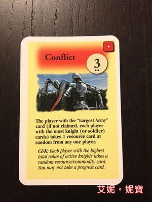 AININIBO艾妮妮寶_Board Game 桌遊 Catan 卡坦島 Traderes & Barbarians 野蠻人擴充變體事件卡12