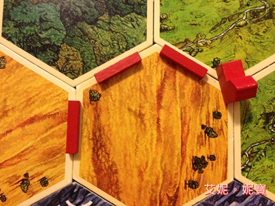 AININIBO艾妮妮寶_Board Game 桌遊 Catan 卡坦島 Traderes & Barbarians 野蠻人擴充變體事件卡16