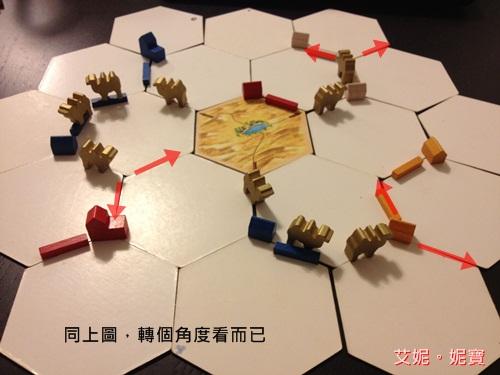 AININIBO艾妮妮寶_Board Game 桌遊 Catan 卡坦島 Traderes & Barbarians 野蠻人擴充24