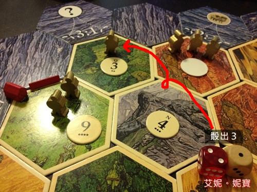 AININIBO艾妮妮寶_Board Game 桌遊 Catan 卡坦島 Traderes & Barbarians 野蠻人擴充4