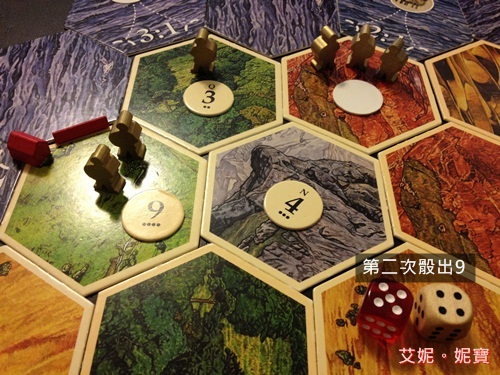AININIBO艾妮妮寶_Board Game 桌遊 Catan 卡坦島 Traderes & Barbarians 野蠻人擴充5