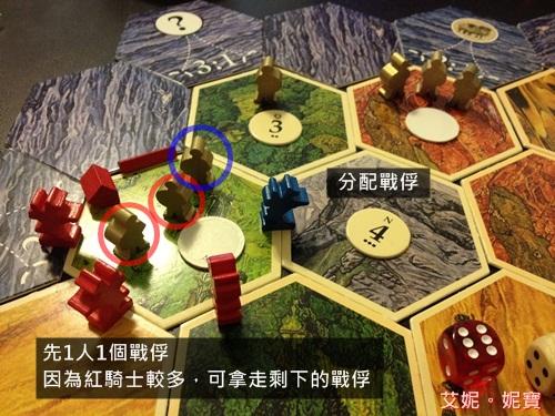 AININIBO艾妮妮寶_Board Game 桌遊 Catan 卡坦島 Traderes & Barbarians 野蠻人擴充8
