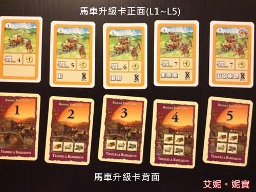 AININIBO艾妮妮寶_Board Game 桌遊 Catan 卡坦島 Traderes & Barbarians 野蠻人擴充33