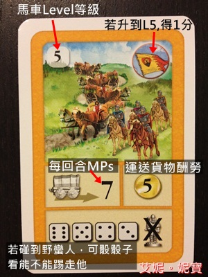 AININIBO艾妮妮寶_Board Game 桌遊 Catan 卡坦島 Traderes & Barbarians 野蠻人擴充34