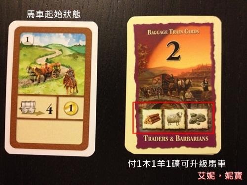 AININIBO艾妮妮寶_Board Game 桌遊 Catan 卡坦島 Traderes & Barbarians 野蠻人擴充35