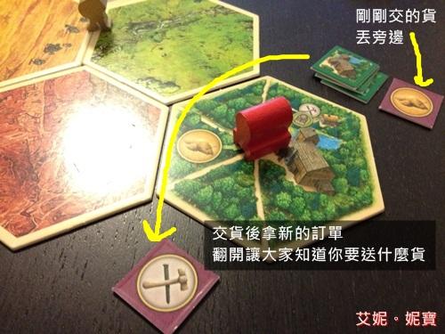 AININIBO艾妮妮寶_Board Game 桌遊 Catan 卡坦島 Traderes & Barbarians 野蠻人擴充39