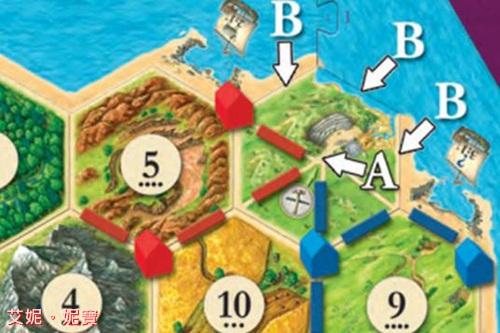 AININIBO艾妮妮寶_Board Game 桌遊 Catan 卡坦島 Traderes & Barbarians 野蠻人擴充41