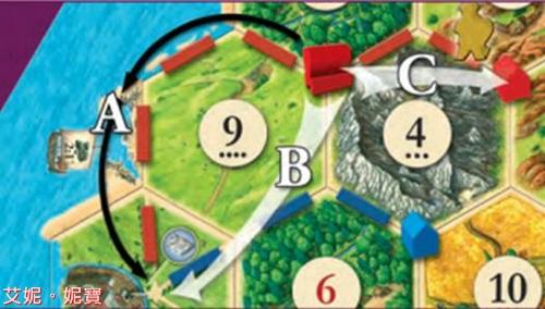 AININIBO艾妮妮寶_Board Game 桌遊 Catan 卡坦島 Traderes & Barbarians 野蠻人擴充42