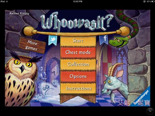 Board Game 桌遊 Whoowasit 是誰幹的_1