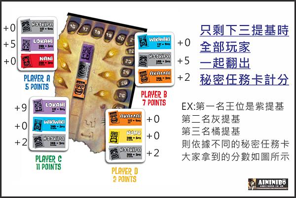 Board Game 桌遊 Tiki Topple 推倒提基10