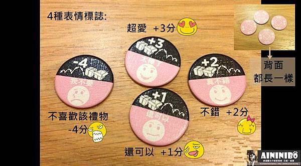 AININIBO艾妮妮寶_Board Game 桌遊 Gift Trap 送禮高手(最佳陷禮) 7
