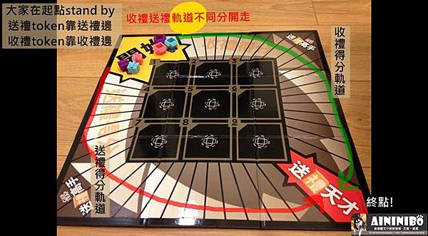 AININIBO艾妮妮寶_Board Game 桌遊 Gift Trap 送禮高手(最佳陷禮) 10