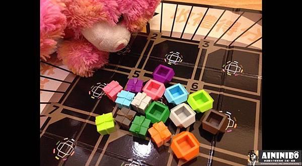 AININIBO艾妮妮寶_Board Game 桌遊 Gift Trap 送禮高手(最佳陷禮) 34