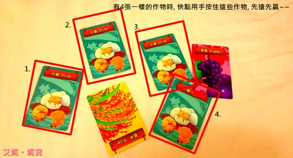 AININIBO艾妮妮寶_Board Game 桌遊 Greedy Farm 貪心農場2