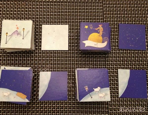 桌遊x艾妮。妮寶board game 小王子little prince 3