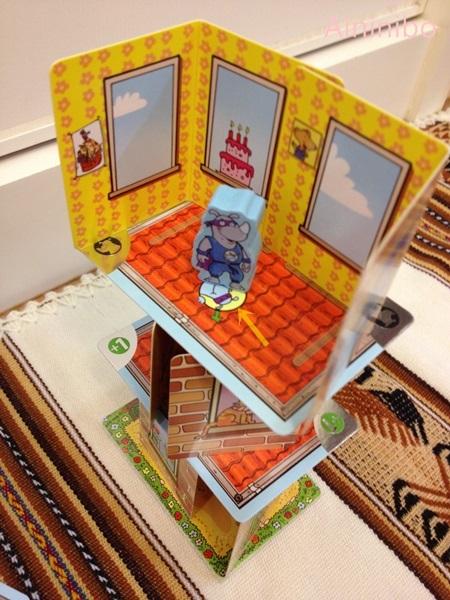 桌遊BOARD GAME Super Rhino 超級犀牛 艾妮妮寶10