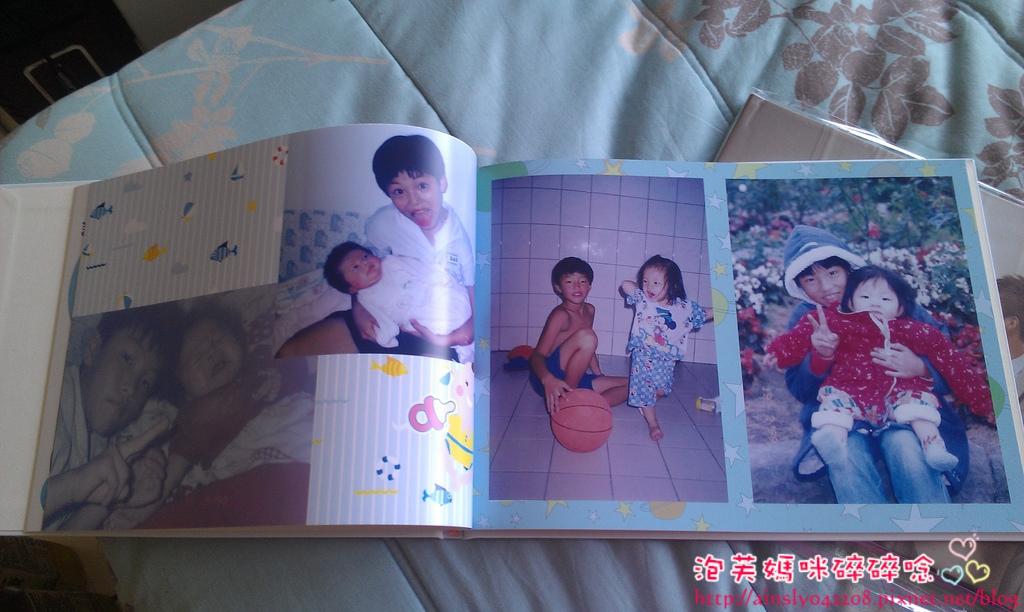 [小物] 成長相片書