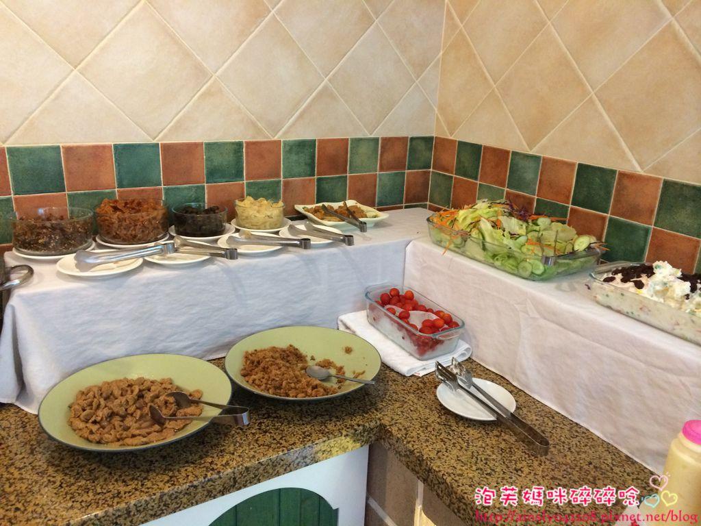 2014/08/13 花蓮七星潭渡假飯店早餐
